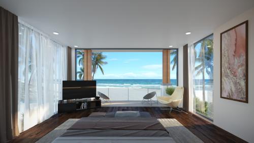 Six Miles Coast Resort - khu nghỉ dưỡng 2 tỷ USD dưới chân đèo Hải Vân