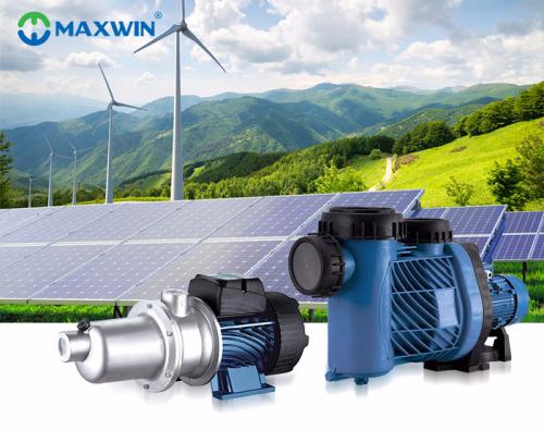 Những tính năng nổi bật của máy bơm nước Maxwin