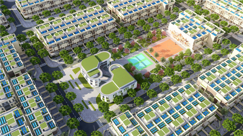 Melody City - được ví như một thành phố thu nhỏ giữa lòng Đà Nẵng