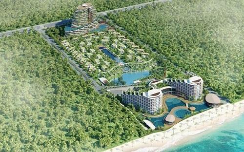 Khu nghỉ dưỡng Amiana Resort Cam Ranh