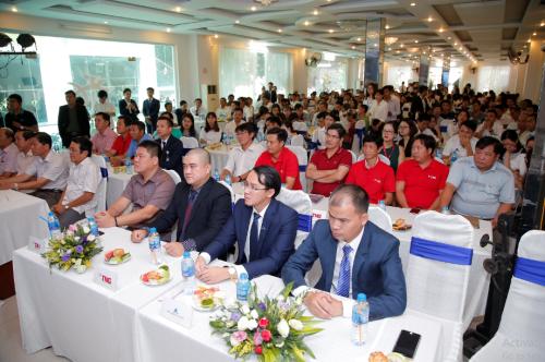 Toàn cảnh Lễ ra mắt quy hoạch dự án TNR Stars Thoại Sơn,