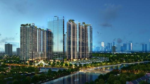 Sunshine City Sài Gòn đáp ứng nhu cầu cho thuê văn phòng tại TP HCM - 1
