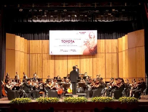 Một buổi hòa nhạc trong chuỗi
