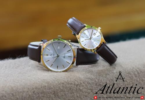 Lịch lãm và đẳng cấp với đồng hồ Thụy Sỹ Atlantic (xin bài edit) - 4