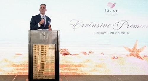 Ông Peter Meyer - Giám đốc điều hành Tập đoàn Lodgis, chủ đầu tư dự án Fusion Resort & Villas Đà Nẵng. Sức hút của biệt thự nghỉ dưỡng Fusion Resort & Villas Đà Nẵng Sức hút của biệt thự nghỉ dưỡng Fusion Resort & Villas Đà Nẵng 222 4182 1563328556 1671 1565089177