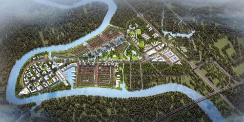 Khu đô thị Waterpoint của chủ đầu tư Nam Long vừa ra mắt, thu hút giới đầu tư.