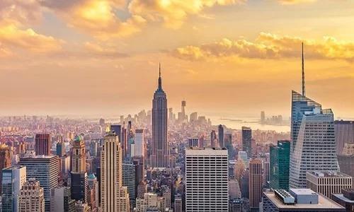 Nhiều thành phố của Mỹ có giá nhà trên đà sụt giảm trong 6 tháng qua. Ảnh: Tripadvisor.com