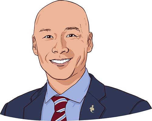 Tom Shieh - CEO Crimcheck. Ảnh đồ họa: CNBC