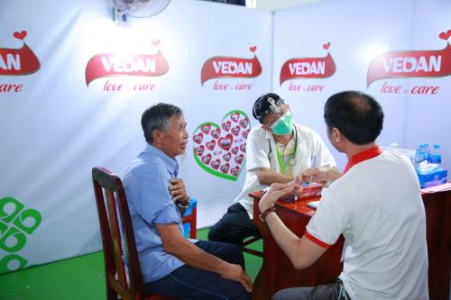 Vedan khám chữa bệnh, phát thuốc miễn phí cho người dân Đồng Nai - 5