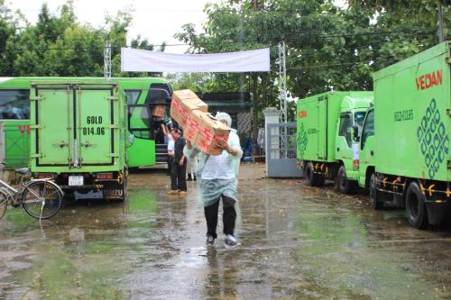 Vedan khám chữa bệnh, phát thuốc miễn phí cho người dân Đồng Nai - 2