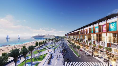 Linkhouse Miền Trung phân phối phân khu 2 dự án Nhơn Hội New City