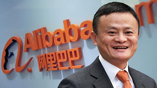 Chủ tịch Alibaba Jack Ma. Ảnh: CNN