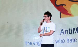 Startup cảnh báo quấy rối nơi công cộng của nhóm sinh viên Bách Khoa
