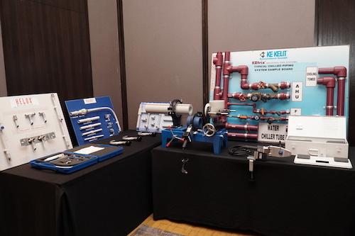 Các dòng sản phẩm ống dẫn và phụ kiện ngành nước của Ke Kelit