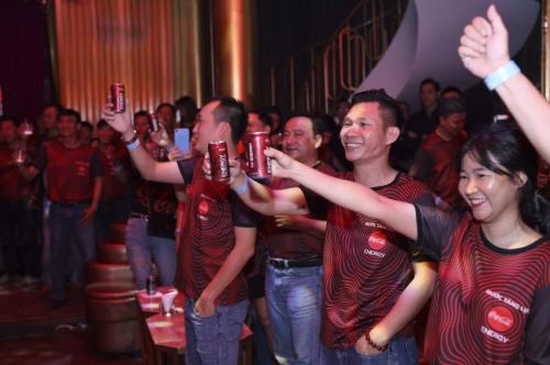 Nước tăng lực Coca-Cola Energy ra mắt tại Việt Nam - ảnh 1