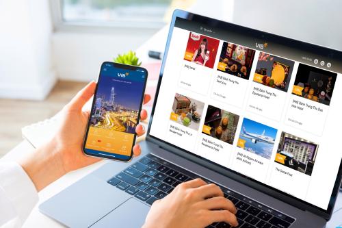 Ngân hàng Việt bắt tay sàn thương mại điện tử thúc đẩy thanh toán trực tuyến - ảnh 1