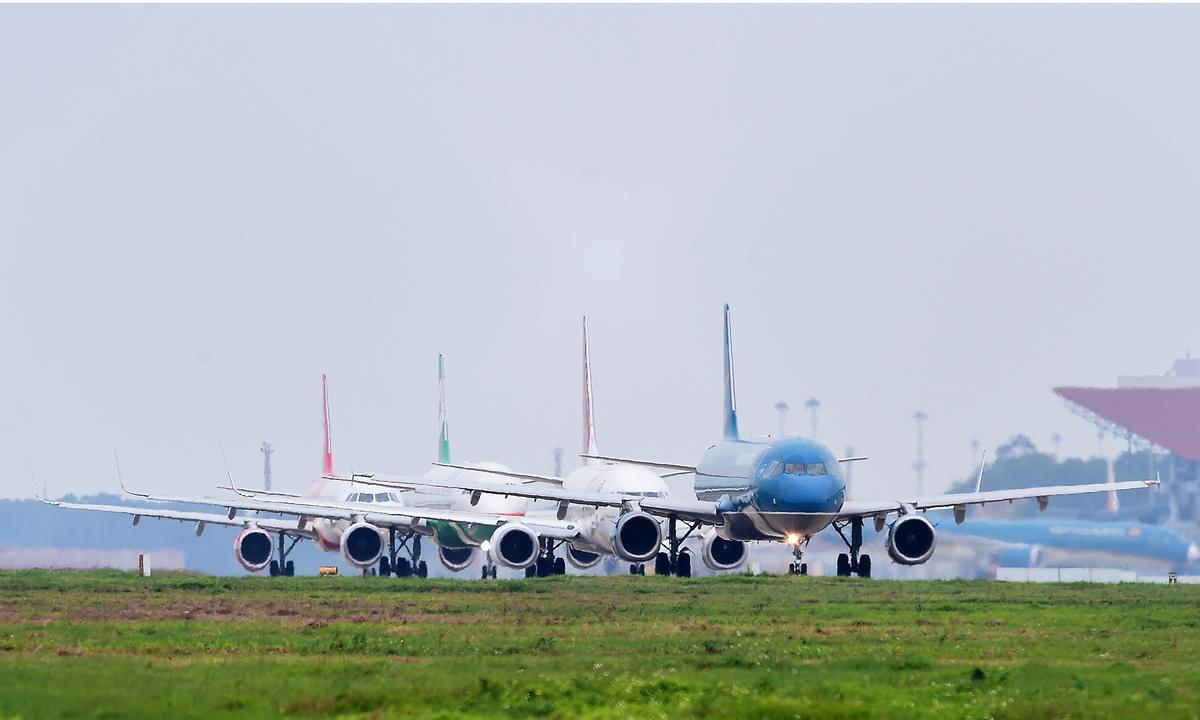"""Thêm Vietravel được đánh giá """"đủ điều kiện lập hãng hàng không"""""""