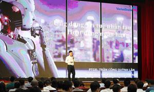 Ngân hàng tìm đường đưa AI vào sản phẩm