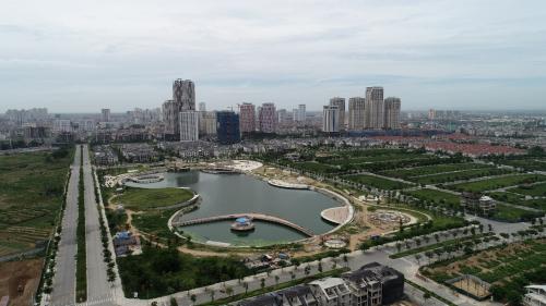 Công viên Thiên văn học trong khu đô thị Dương Nội