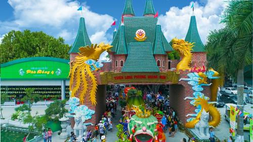 Suối Tiên tổ chức chuỗi sự kiện văn hóa, nghệ thuật dịp nghỉ lễ - 8