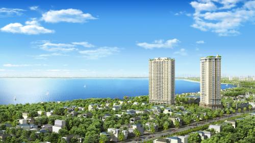 Căn hộ khách sạn ven hồ Tây giá từ 1,8 tỷ đồng