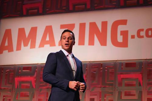 Matt Clark - đồng sáng lập Amazing.com và Amazing Sell Machine.