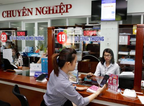 Ví MoMo đã triển khai thanh toán hành chính công tại Đà Nẵng từ tháng 4/2019.