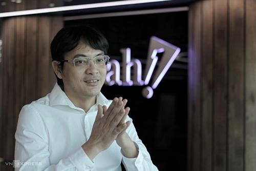 Ông Nguyễn Ảnh Nhượng Tống lại vừa đăng ký mua vào cổ phiếu YEG. Ảnh: Anh Nguyên.