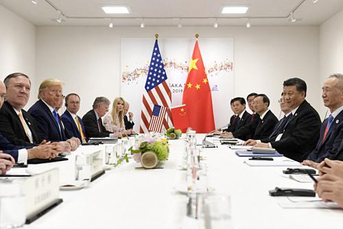 Bốn bất đồng của Mỹ - Trung trên bàn đàm phán