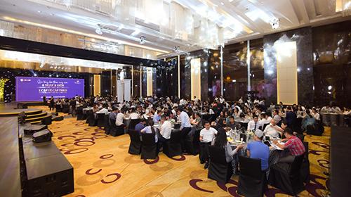 Rất đông nhà đầu tư tham dự sự kiện ra mắt dự án Sun Grand City New An Thoi.