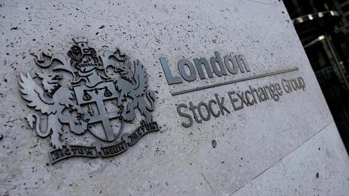 Bên ngoài trụ sở London Stock Exchange Group tại Anh. Ảnh: Reuters