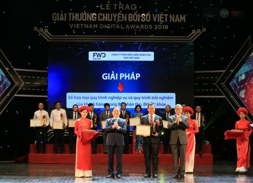 FWD nhận loạt giải thưởng về công nghệ - ảnh 1