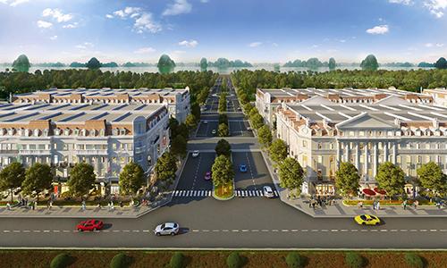 Sun Group ra mắt nhà phố mặt đường Hạ Long - ảnh 1
