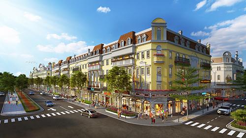 Sun Group ra mắt nhà phố mặt đường Hạ Long - ảnh 2