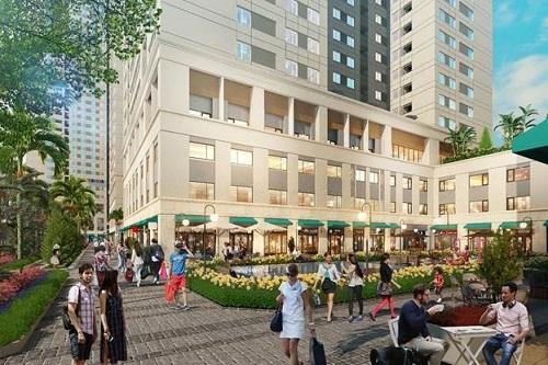 Một góc khu shophouse dự án. bất động sản khu Đông bắc hà nội hưởng lợi từ quy hoạch Bất động sản khu Đông Bắc Hà Nội hưởng lợi từ quy hoạch image004 8965 1568622601
