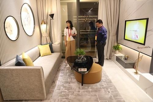 Phú Mỹ Hưng triển khai dự án căn hộ trên trục chính khu đô thị - ảnh 2
