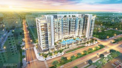 Phú Mỹ Hưng triển khai dự án căn hộ trên trục chính khu đô thị - ảnh 3