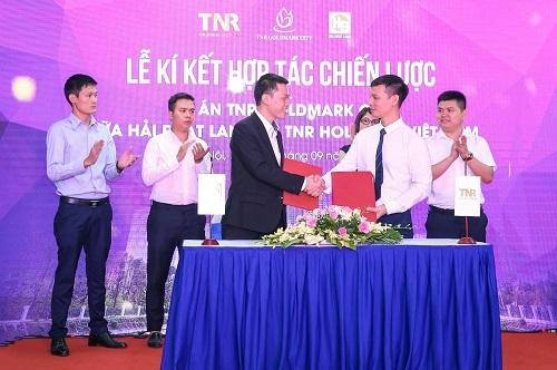 TNR Goldmark City tri ân khách hàng mua căn hộ Saphirre 3 - ảnh 1