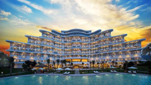 Cam Ranh Riviera Beach Resort & Spa do Crystal Bay Hospitality quản lý, khai thác.