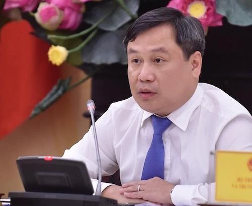 Ông Vũ Đại Thắng - Thứ trưởng Bộ Kế hoạch & Đầu tư. Ảnh: MPI