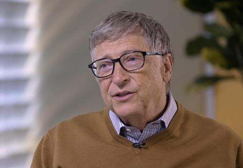 Chiến lược giúp Bill Gates ngày càng giàu - ảnh 1
