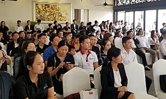 Tập đoàn TLM tổ chức sự kiện tư vấn bất động sản Nhơn Trạch