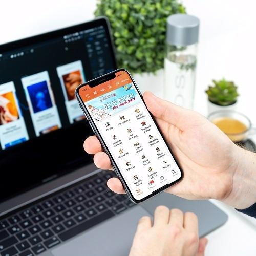 Agribank E-Mobile Banking có thể thanh toán nhiều hóa đơn, dịch vụ ngay trên một ứng dụng.