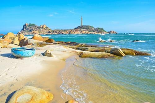 Bình Thuận sở hữu nhiều tiềm năng để phát triển Du lịch biển.