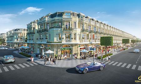 Tiềm năng đầu tư nhà phố thương mại Dĩ An
