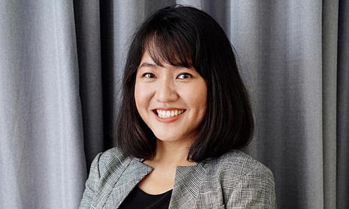 Tổng giám đốc Go-Viet - bà Lê Diệp Kiều Trang.