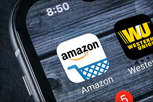 Mua online ở Amazon có thể trả tiền mặt - ảnh 1