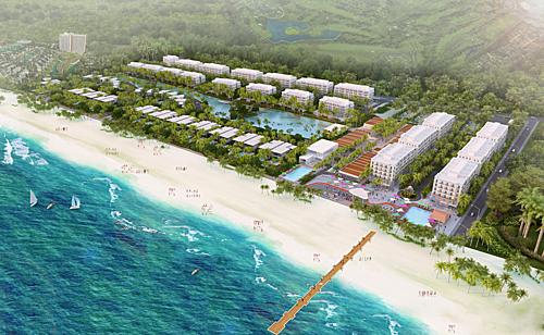 Khu nghỉ dưỡng tích hợp cao cấp The Hamptons Hồ Tràm