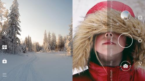 Sự kết hợp của Nokia smartphones và Zeiss đã mang đến những tính năng chụp ảnh mới lạ điển hình như bothie.