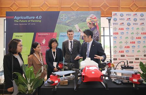Bayer đồng hành cùng ngành nông nghiệp phát triển bền vững - ảnh 2